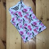 shirt roses en birds