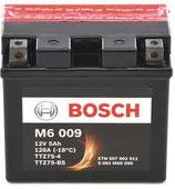 M6 009 Starterbatterie Bosch YTZ7S-BS