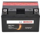 M6 011 Starterbatterie Bosch TTZ10S-BS