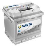 554 400 053 / C30  Varta Silver Dynamic Starterbatterie 54Ah
