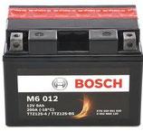 M6 012 Starterbatterie Bosch TTZ12S-BS