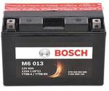 M6 013 Starterbatterie Bosch YT9B-BS