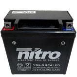 1121623 Starterbatterie Nitro YB9-B GEL