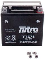1084742 Starterbatterie Nitro YTZ7S GEL