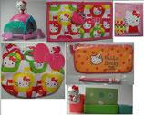 TR-3-21 -25 Komplettsatz  Hello Kitty (5 Inhalte) Maxi