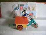 3K99 N4 Snoopy auf Trike Maxi
