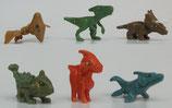 Natoons Dinosaurier FS152-154+ FS238-240