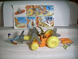 3K97 N1 Looney Tunes Hammer-Fahrzeug Maxi