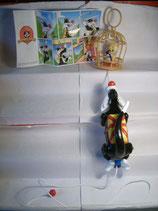3K02 N19B XL Sylvester + Tweety im Käfig  Looney Tunes Maxi