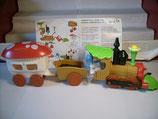 3K01 N2B Schlümpfe XL Lokomotive Maxi