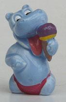 Variante Schlecker Schorschi hellblau Die Happy Hippos 1988