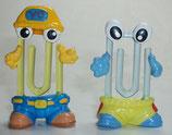 Variante Hipclip und Hopclip Die Verrückte Schreibtischbande 2002