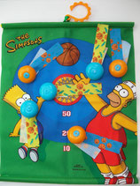 TR-3-27 Ziel-Haftspiel Simpsons XL Maxi