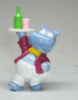 Variante Willi Wirbelwind große Ohren Die Happy Hippos auf dem Traumschiff 1992
