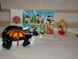 3K02 N19 Sylvester + Tweety im Käfig  Looney Tunes Maxi