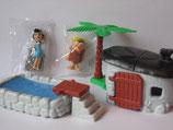 RAR! 3K00 N3B Haus mit Pool Fred Feuerstein Maxi