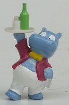 Variante Willi Wirbelwind Jackett hellviolett Die Happy Hippos auf dem Traumschiff 1992