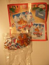TR-25N-10 Puzzle Weihnachten Mini-Maxi