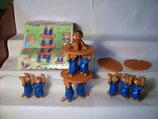 NV-3-5 Biberspiel blau Maxi