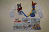 3K03 N12 Eishockey Tom & Jerry Maxi