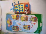 S-3-25 Fahnenspiel Looney Tunes Maxi