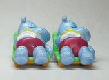 Variante Träumer Tommy hellviolett Die Happy Hippos auf dem Traumschiff 1992