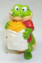 Variante Freddy Fettfleck offene Augen Die Crazy Crocos 1993