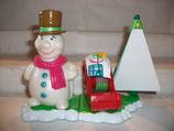 3K00 Schneemann Büroset Weihnachten Maxi