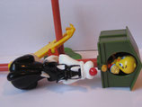 3K04 N19 Sylvester + Tweety im Haus Looney Tunes  Maxi