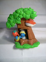 3K01 N15 Kiosk Schlümpfe Maxi