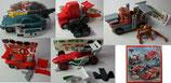 TR-3-11 -15 Komplettsatz Disney Cars 2 (5 Inhalte)Maxi