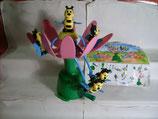3K01 N14 Blumenspiel Maxi