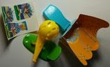 TR-3-4 Baseballspiel Looney Tunes Maxi