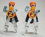 Variante Zirkelzacko Die Verrückte Schreibtischbande 2002