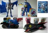 TR-3-47 -50 Komplettsatz Batman (4 Inhalte) XXL Maxi