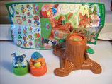 NV-3-4 Anhängliche Osterbande Baumspiel Maxi