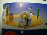 TT-3-29 Rennspiel Looney Tunes Maxi
