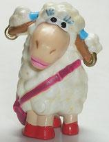 Variante Lisa von Lieblich in weiß Gute Schafe, Wilde Schafe 2008