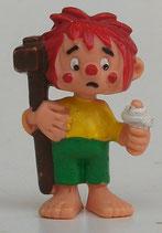 Variante Handwerker Hammerkopf braun Der kleine Kobold Pumuckl 1985