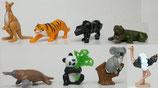 Natoons Tiere der Welt FT001 - FT008