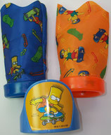 TR-3-30 Wurfdrachenspiel Simpsons XL Maxi