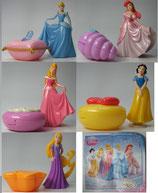 TR-3-6 -10 Komplettsatz Disney Princess (5 Inhalte) Maxi