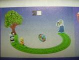 TT-3-10 Kreiselspiel Looney Tunes  Maxi