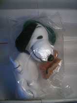 3K99 Snoopy XL als Baseballer Plüsch Maxi