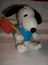 3K99 Snoopy als Wanderer XL Plüsch Maxi
