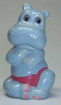 Variante Wasser Walli Augen grau Die Happy Hippos 1988