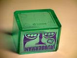 Variante  Rubberman grün Neues v.d. Schreibtischbande 2003