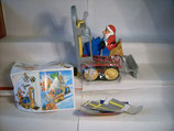 3K01 Gabelstapler Weihnachten  Maxi