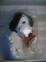 3K99 Snoopy als Baseballer Plüsch Maxi