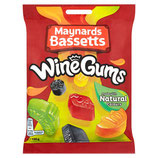WINE GUMS BAG 165G